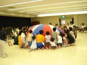 夏期セミナー愛媛大会の様子